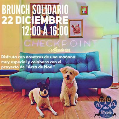 BRUNCH SOLIDARIO EN ARCADE