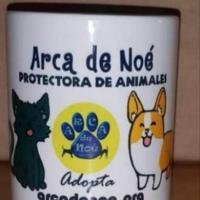 Taza perro y gato.
